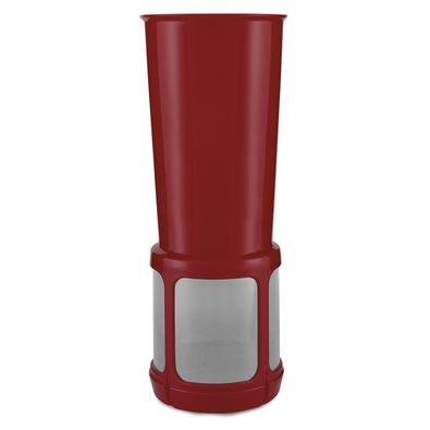 Liquidificador Britânia Turbo, 900W, 220V, Vermelho - BLQ970V
