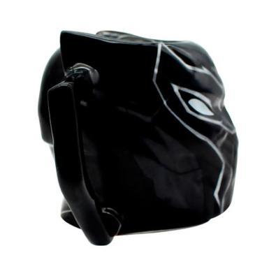 Caneca 3D Pantera Negra Marvel 450ml