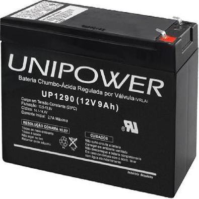 Bateria 12V 9,0Ah (Up1290) Bateria 12V 9.0Ah (Up1290)