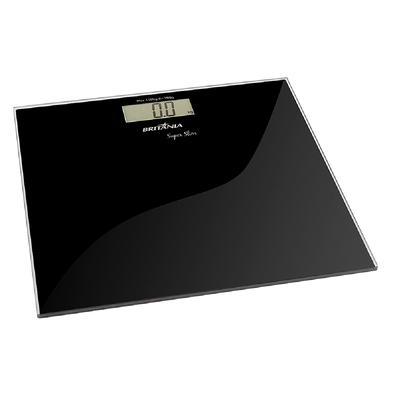 Balança Super Slim Display Digital Britânia Bivolt