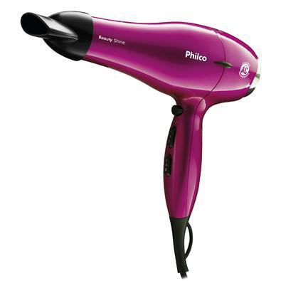 Secador de Cabelos Philco Beauty Shine - 2000W 220V