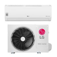 Ar Condicionado Hi Wall LG Dual Inverter Voice 9.000 Btus Quente/Frio 220v