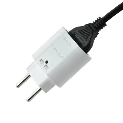 iClamper Pocket DPS, 2 Pinos, 10A, Proteção Total contra Surtos Elétricos e Raios, Portátil,  Branco - Bivolt
