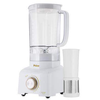 Liquidificador Philco PH900 Gold Branco 1200W 127V