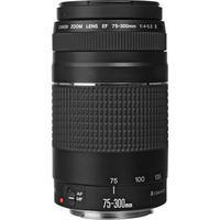 Lente Canon, EF 75-300mm f/4-5.6 III