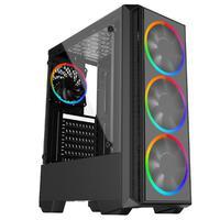Computador Gamer Skill AMD Ryzen 5 3400G, Radeon RX VEGA 11, 16GB DDR4 Ballistix, SSD 480GB
