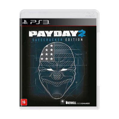 Jogo Payday 2: Safecracker Edition - Playstation 3 - 505 Games