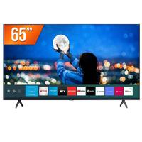 "Smart TV LED 65"" Samsung Ultra HD 4K, 2 HDMI, 1 USB, Wifi - LH65BETHVGGXZD"
