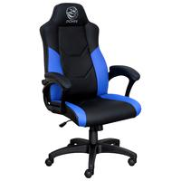 Cadeira Gamer PCYes Mad Racer V6 Turbo, Azul e Preta - GMADV6TAZ