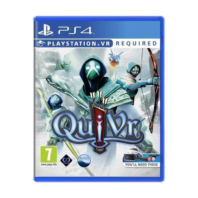 Jogo Qui Vr - Playstation 4 - The Munky
