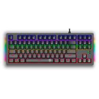 Teclado Mecânico Gamer T-Dagger Bali, LED, Switch Outemu Blue, ABNT2 - T-TGK311-BLUE