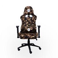 Cadeira Gamer Dazz Red Nose Desert, Suporta até 120Kg, Camuflada - 625017