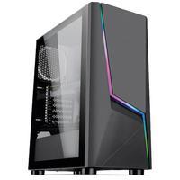 Computador Gamer Intel Core i3 10100F, Geforce GTX 1050 Ti 4GB, 8GB DDR4 3000MHZ, SSD 480GB, 500W 80 Plus