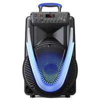 Caixa de Som Multilaser Amplificada Sunny II 800W, Potente - SP396