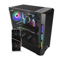 Computador Gamer Neologic Dragon Diamond NL82201, Intel I5 10400F, 16GB, RTX 3060 12GB, SSD 240GB, 600W