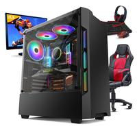 Pc Gamer Completo Smart Pc Smt81072 I5 8gb (geforce Gtx 1050ti 4gb) 1tb + Cadeira Gamer