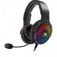 Headset Gamer Fortrek G Cruiser, RGB, 7.1, Preto