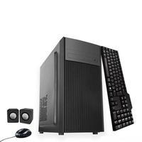 Computador Desktop Icc Iv2541kw Intel Core I5 3.2 Ghz 4gb Hd 500gb Kit Multimídia Windows 10