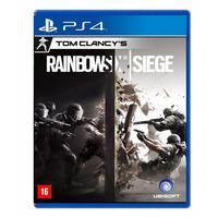 Jogo Tom Clancy´s: Rainbow Six Siege - Ps4
