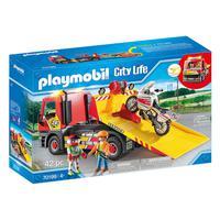 Playmobil, Serviço De Reboque