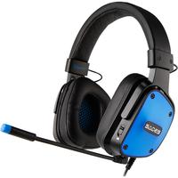 Fone Headset Gamer Sades Dpower, Ps4, Xbox One, Azul - Sa-722