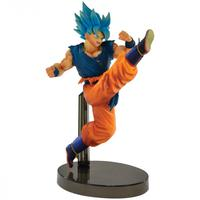 Figure Dragon Ball Super Goku Super Sayajin Blue Z Battle
