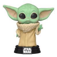 Boneco Star Wars Mandalorian Child Baby Yoda Funko Pop