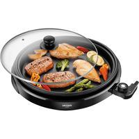Grill Elétrico Multifuncional Gourmet Lenoxx 220V -  Pgr151