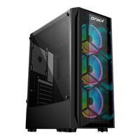 Pc Gamer Fácil By Asus Intel Core i3 10100F, 16GB, GTX 1050Ti 4GB, HD 1TB, Fonte 500W