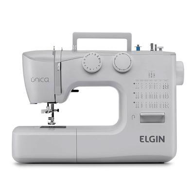 Máquina de Costura 36 Pontos Portátil Elgin - Jx4040