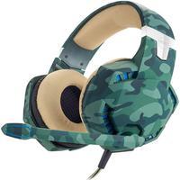 Headset Dazz Special Forces Colors Series Jungle com Fio, Camuflado