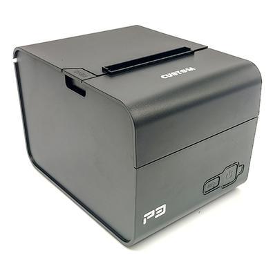 Impressora Custom Não Fiscal P3 Usb / Ethernet / Serial Rs232, Com Guilhotina - 911mh010500733