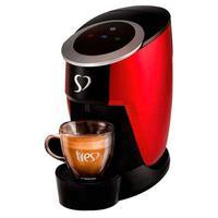 Cafeteira Tres 3corações Touch Vermelha Para Café Espresso Automática - 2003899 - 220v