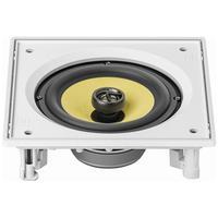Jbl Ci6s (un) - Caixa Acústica De Embutir Quadrada Branco