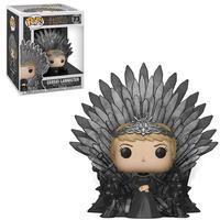 Funko Pop Game Of Thrones T10 - Cersei Lannister No Trono De Ferro 73