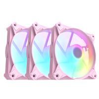 Cooler Para Gabinete Rosa Motospeed Hyrax Hcl603p 3 In 1 A-rgb