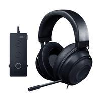 Headset Gamer Razer Kraken Tournament Edition 7.1 Black Com Fio - Multiplataforma
