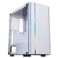Pc Gamer Skill Snow Iii, Amd Ryzen 3, Radeon Vega 8, 8gb Ddr4 2666mhz, Ssd 120gb, Hd 1tb, 500w