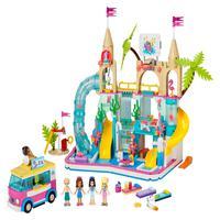 Lego Friends - Parque Aquático De Diversão De Verão
