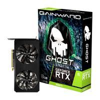 Placa de Vídeo Gainward GeForce RTX 3060 Ti Ghost 8GB GDDR6 - NE6306T019P2-190AB