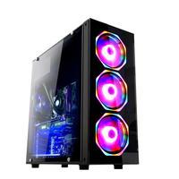 Computador Gamer Fácil Intel Core I5 3470s (terceira Geração) 8gb Gtx 1050ti 4gb Ssd 240gb Fonte 500w
