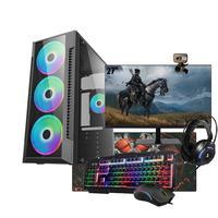 "PC Gamer Completo I7, GTX 1650, SSD 120GB, Monitor 27"""