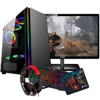 Pc Gamer Intel Core I5 8gb Gt 1030 Hd 1tb Hdmi Promoção!!