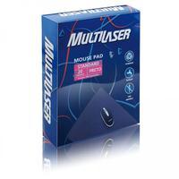 Mouse Pad Standard 20 Unidades Multilaser