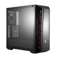 Gabinete Masterbox Mb520 Tg Red - Mcb-B520-Kgnn-S00