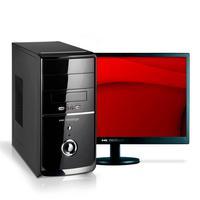 Kit - Computador Neologic Dual Core J1800, 1tb, 4gb Ram, Windows 8 + Monitor 18,5 Nli48291
