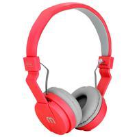 Fone De Ouvido Com Fio Kp 428 Vermelho