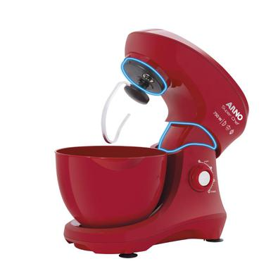 Batedeira Planetária Arno Super Chef 750w 5l  Vermelha Km02 - 110v