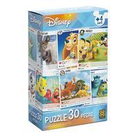Puzzle 30 Peças Disney