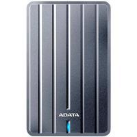 Hd Externo Portátil 2tb Adata Hc660 - Ultra Slim - Usb 3.2 - Cinza - Ahc660-2tu31-cgy
